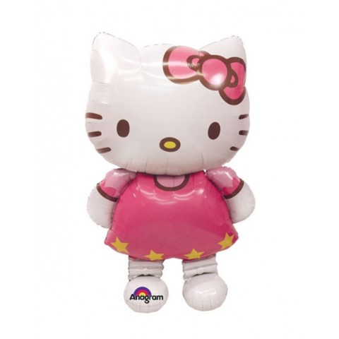 Hello Kitty, Ходячая Фигура (50''/127 см)
